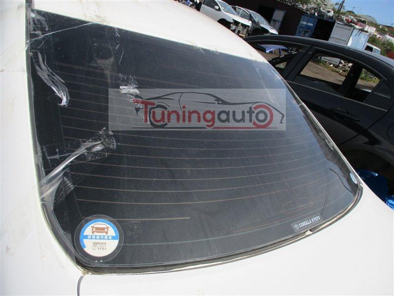 Стекло заднее Toyota Camry ACV30 2AZ-FE 2005 заднее белый 062 1226