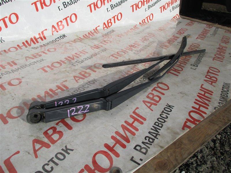 Держатель дворника Subaru Forester SH5 EJ205 2008 белый 37j 1222