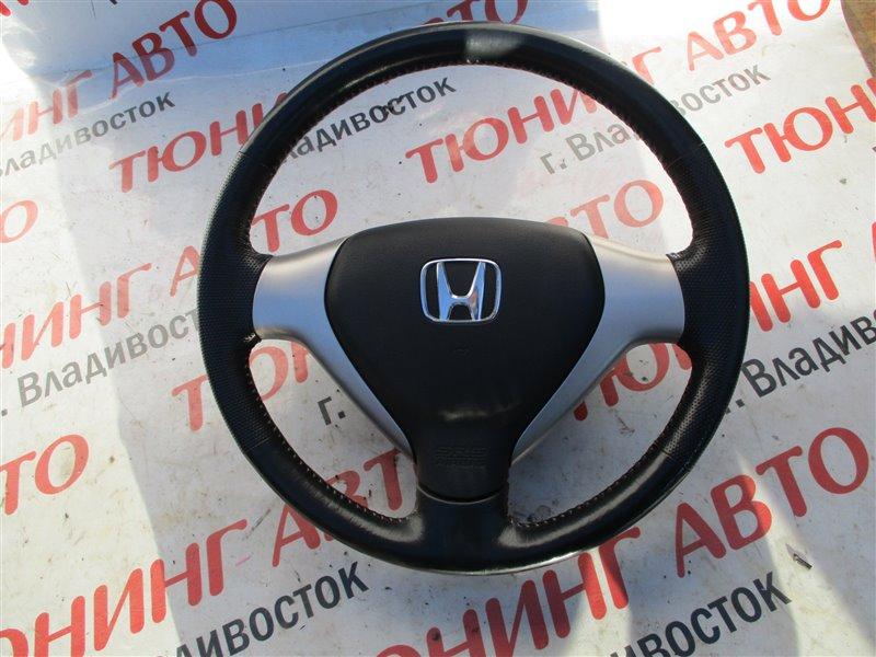 Airbag на руль Honda Fit GD3 L15A 2006 1227