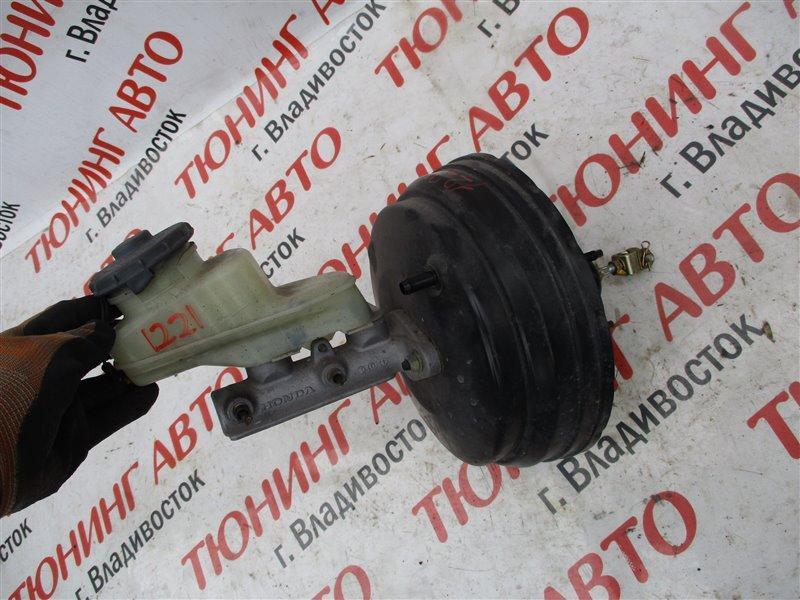 Главный тормозной цилиндр Honda Inspire UA5 J32A 2001 1221