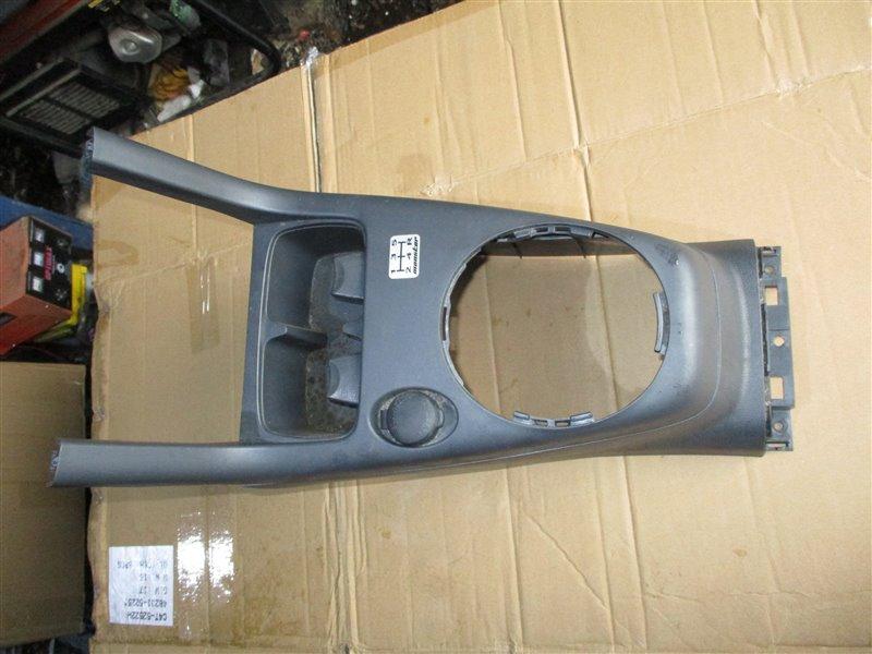 Консоль кпп Suzuki Swift ZC31S M16A 2008 1156