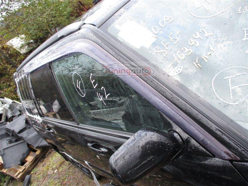 Молдинг на кузов Subaru Forester SF5 EJ205 2001 черный 88h 1230