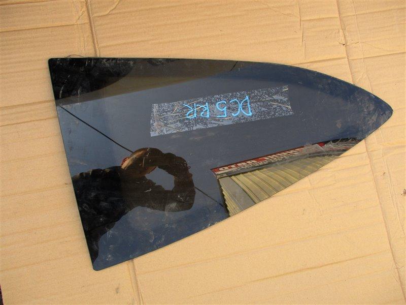 Стекло собачника Honda Integra DC5 K20A 2006 заднее правое