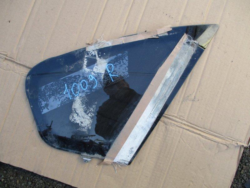 Стекло собачника Subaru Legacy BL5 EJ20X 2004 заднее правое 1009