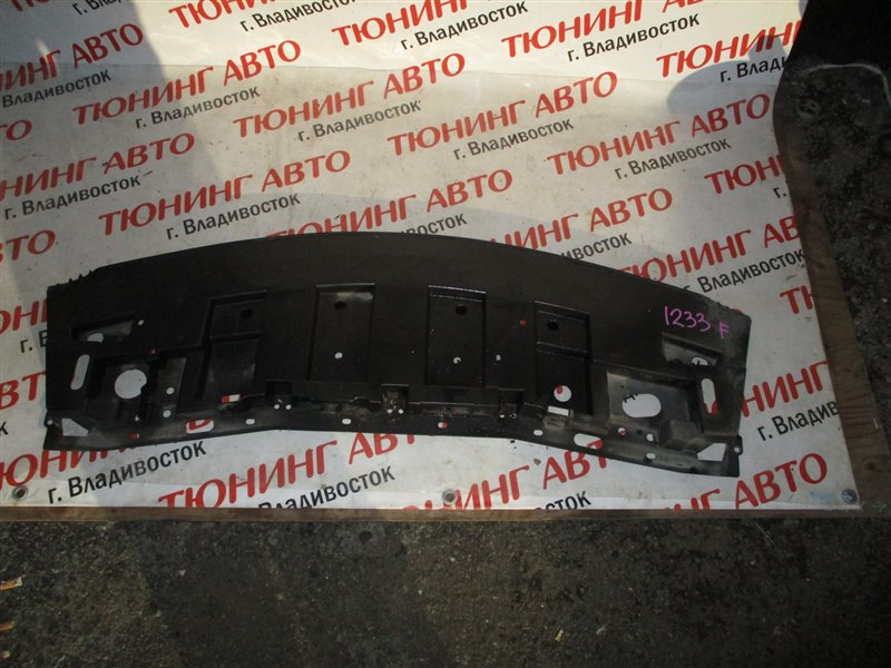 Защита бампера Nissan Note E12 HR12DDR 2012 передняя 1233
