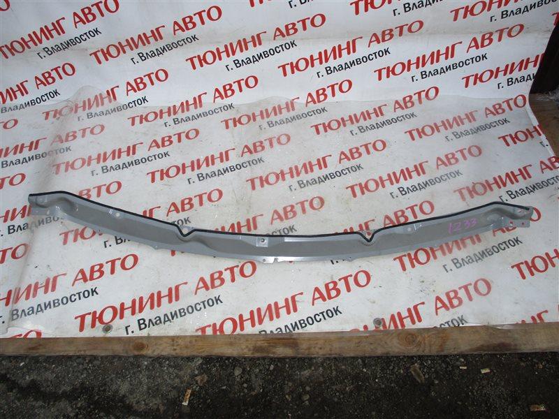 Жабо Nissan Note E12 HR12DDR 2012 белый qab 1233
