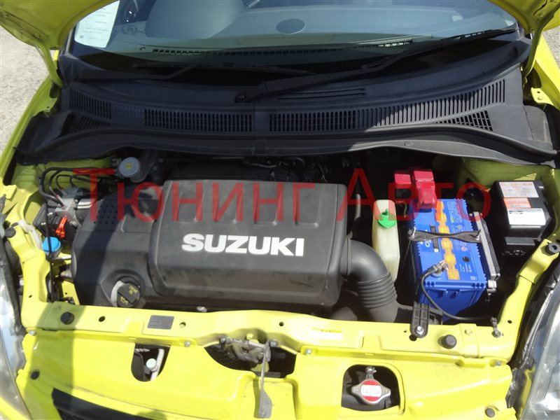 Блок abs Suzuki Swift ZC31S M16A 2008 1156