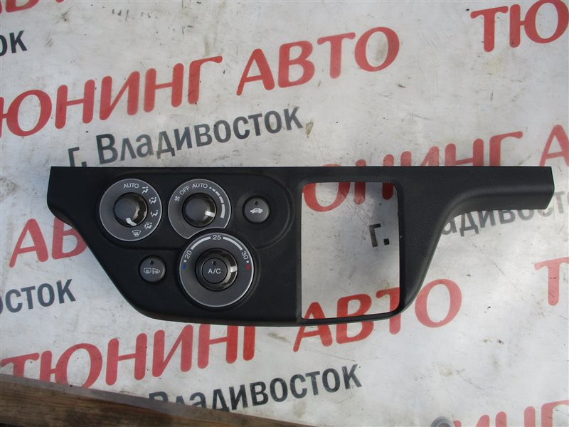 Климат-контроль Honda Crossroad RT4 R20A 2007 1231