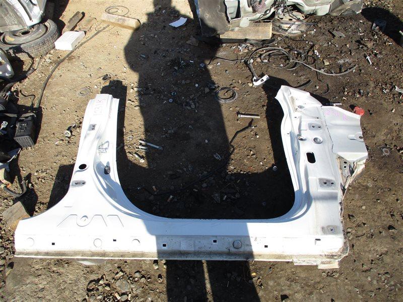 Порог кузова Honda Crossroad RT1 R20A 2007 правый белый nh624p 1231