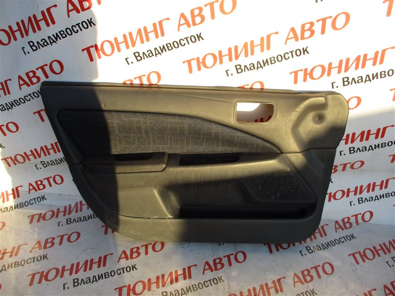 Обшивка дверей Toyota Carina AT210 4A-GE BLACK TOP 1999 1229