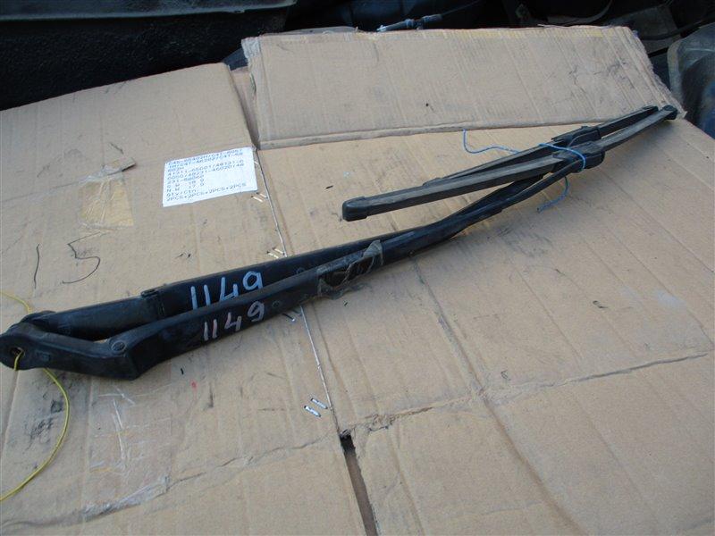 Держатель дворника Toyota Markii JZX110 1JZ-FSE 2003 перл 065 1149