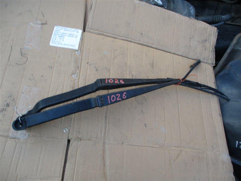 Держатель дворника Subaru Impreza GH8 EJ20X 2008 черный 1026