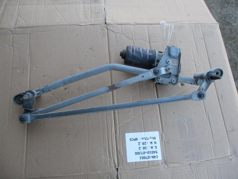 Мотор дворников Mazda Axela BK3P LF-VE 2008 синии 34j 1147