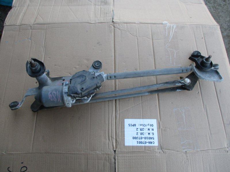 Мотор дворников Honda Crossroad RT4 R20A 2007 1189