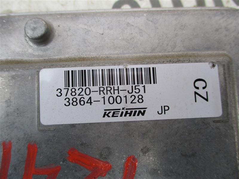 Блок управления efi Honda Civic FD2 K20A 2006 1241 37820-rrh-j51