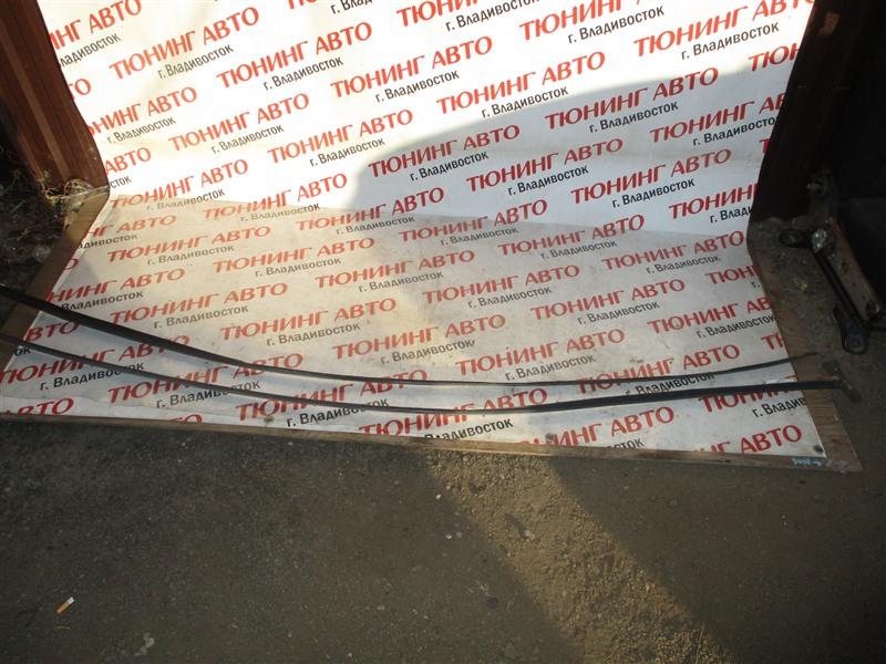 Молдинг на крышу Honda Civic FD1 K20A 2006 белый nh624px 1241