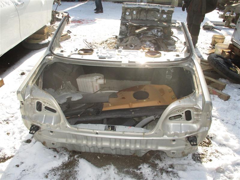Тазик железный Toyota Carina AT210 4A-GE BLACK TOP 1999 серебро 1c0 1229