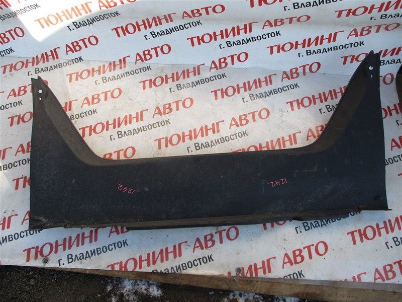 Накладка замка багажника Toyota Camry ACV30 2AZ-FE 2006 1242