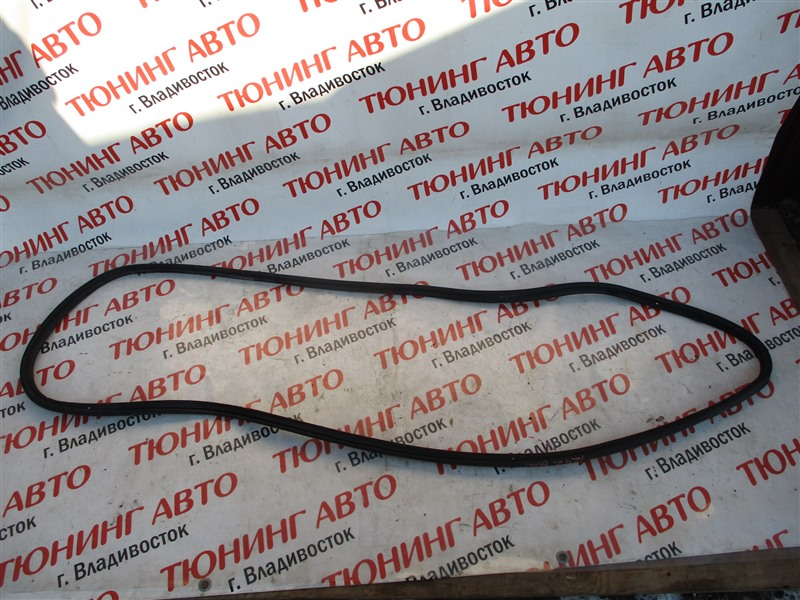 Уплотнительная резинка багажника Toyota Camry ACV30 2AZ-FE 2006 черный 202 1242
