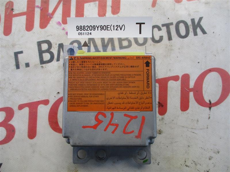 Блок srs Nissan Teana PJ31 VQ35DE 2006 1245 988209y90e