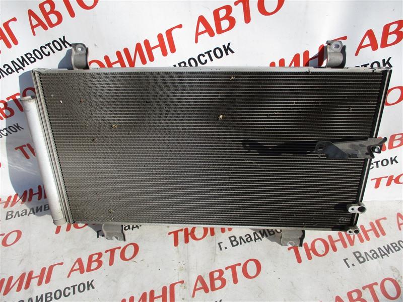 Радиатор кондиционера Toyota Mark X GRX130 4GR-FSE 2010 1243