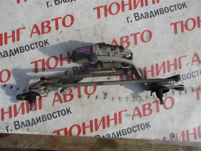 Мотор дворников Toyota Blade AZE156H 2AZ-FE 2007 серебро 1c0 1250