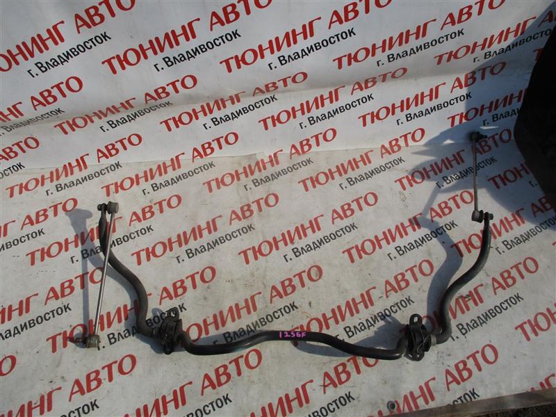 Стабилизатор Toyota Vitz NCP91 1NZ-FE 2008 передний 1256