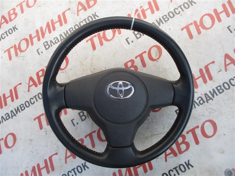 Airbag на руль Toyota Ist ZSP110 2ZR-FE 2007 1253