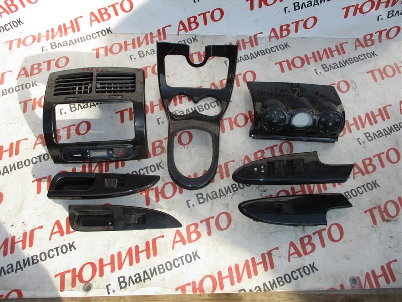 Консоль кпп Toyota Ist ZSP110 2ZR-FE 2007 1253