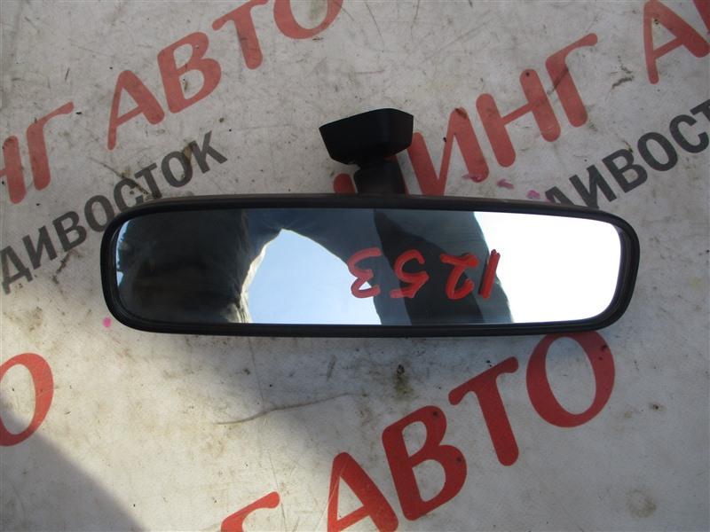 Зеркало заднего вида Toyota Ist ZSP110 2ZR-FE 2007 1253
