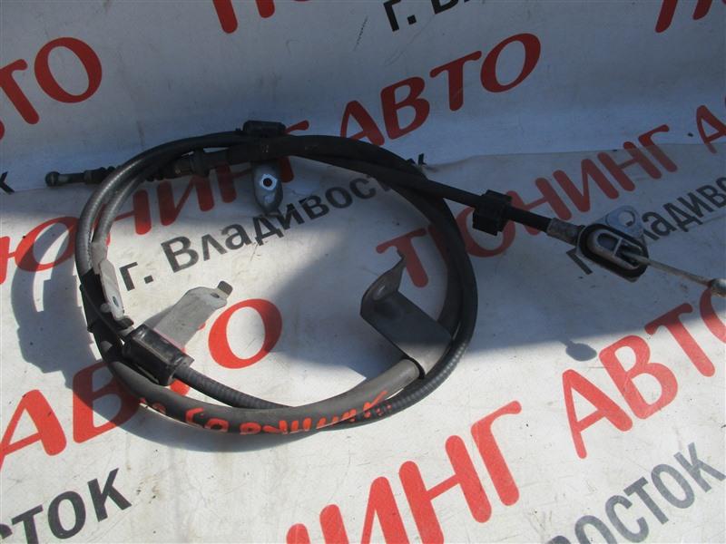 Тросик ручника Toyota Blade AZE156H 2AZ-FE 2007 правый 1250