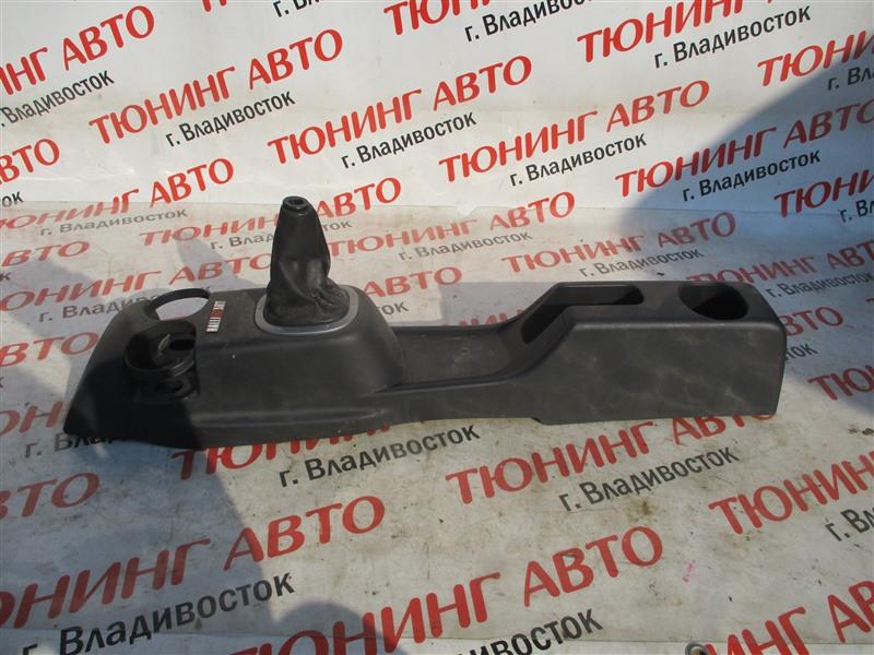 Консоль между сидений Mitsubishi Colt Z27A 4G15T 2006 1254