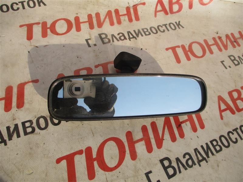 Зеркало заднего вида Mitsubishi Colt Z27A 4G15T 2006 1254