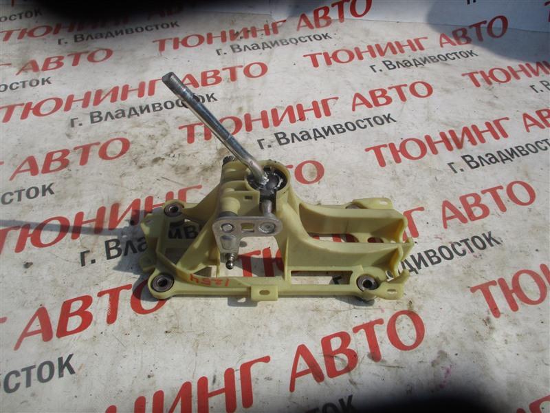 Рычаг переключения кпп Mitsubishi Colt Z27A 4G15T 2006 1254