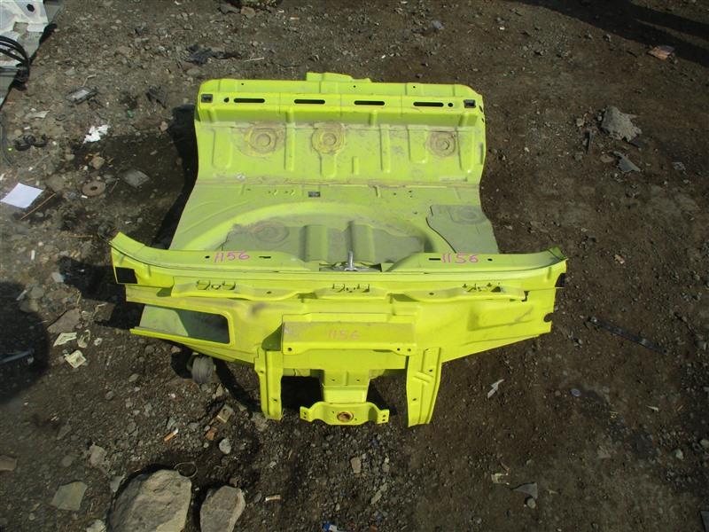 Тазик железный Suzuki Swift ZC31S M16A 2008 желтый zft 1156