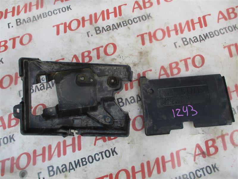 Подставка под аккумулятор Toyota Mark X GRX130 4GR-FSE 2010 1243