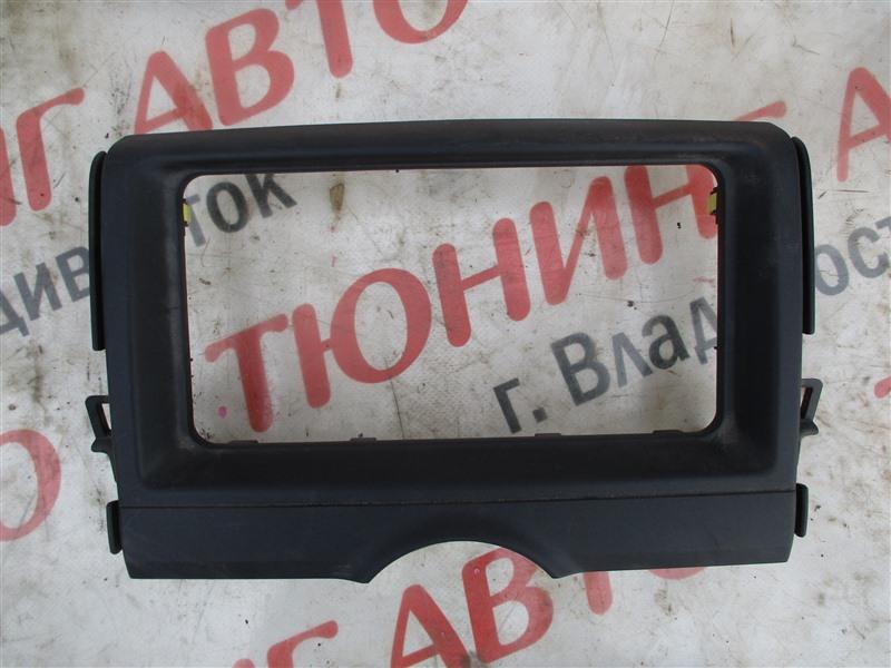Консоль магнитофона Toyota Mark X GRX130 4GR-FSE 2010 1243