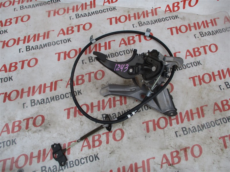 Тросик ручника Toyota Mark X GRX130 4GR-FSE 2010 1243