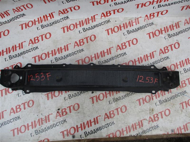 Жесткость бампера Toyota Ist ZSP110 2ZR-FE 2007 передний 1253