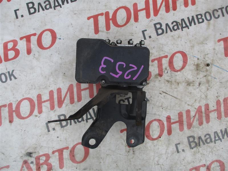 Блок abs Toyota Ist ZSP110 2ZR-FE 2007 1253