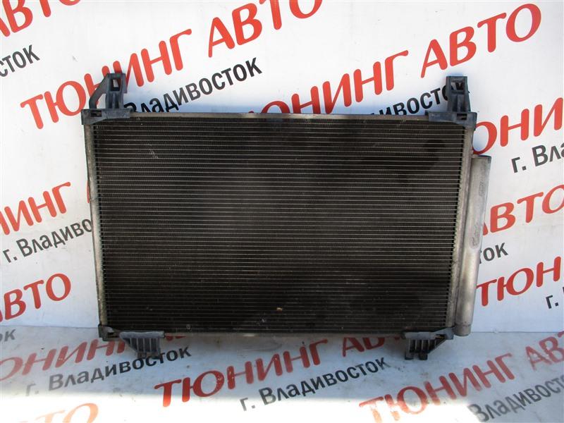 Радиатор кондиционера Toyota Ist ZSP110 2ZR-FE 2007 1253