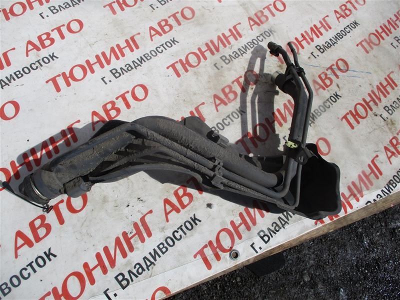 Горловина топливного бака Toyota Ist ZSP110 2ZR-FE 2007 1253