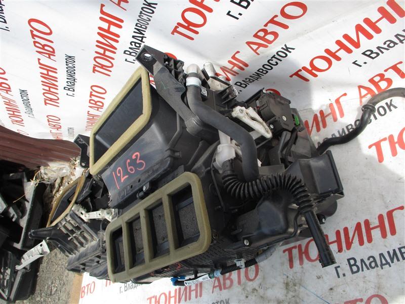 Мотор печки Honda Odyssey RB1 K24A 2007 передний 1263