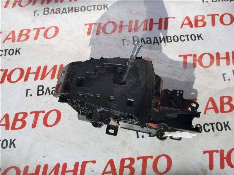 Селектор акпп Toyota Aqua NHP10 1NZ-FXE 2012 1264