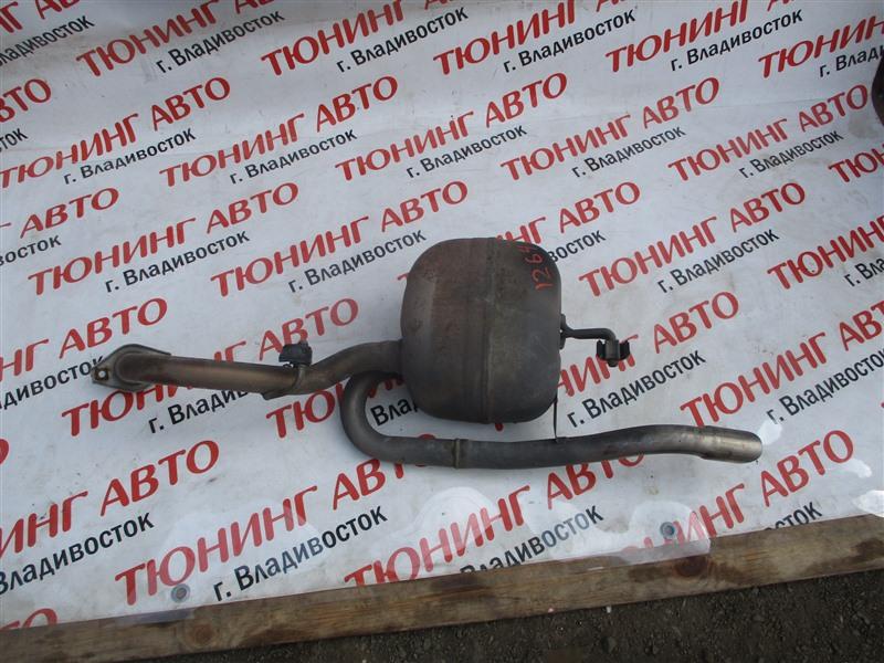 Глушитель Toyota Aqua NHP10 1NZ-FXE 2012 1264
