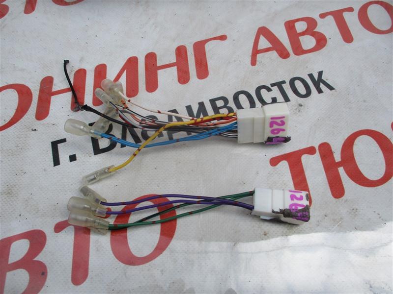 Провода прочие Toyota Aqua NHP10 1NZ-FXE 2012 1264