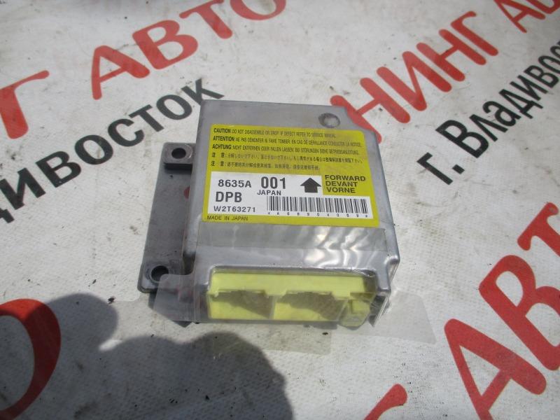 Блок srs Mitsubishi Colt Plus Z27W 4G15T 2008 1271