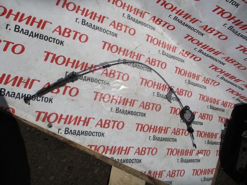 Трос переключения акпп Mitsubishi Colt Plus Z27W 4G15T 2008 1271