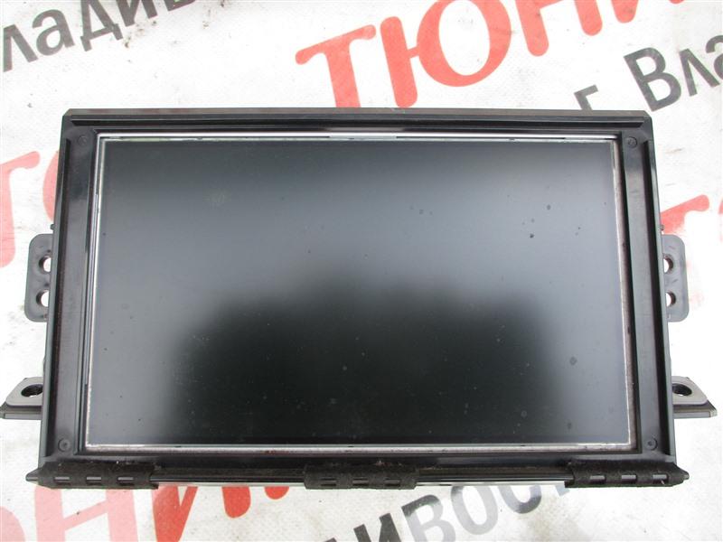 Монитор Honda Stepwgn RG4 K24A 2006 1252