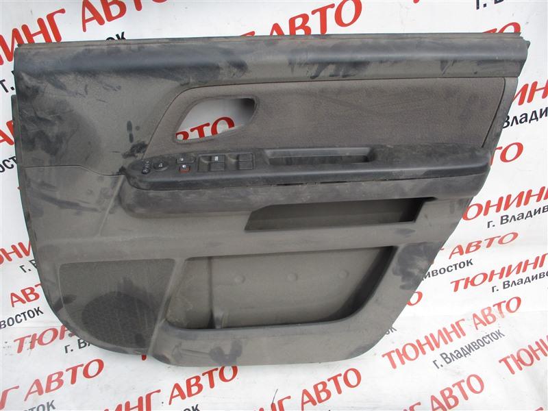 Обшивка дверей Honda Stepwgn RG4 K24A 2006 передняя 1252